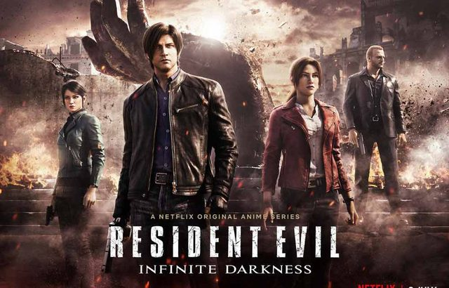 Review phim Resident Evil: Infinite Darkness – Đã là fan thì không thể bỏ qua - Ảnh 1.