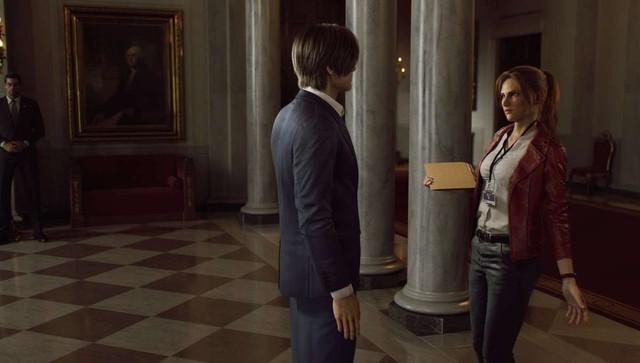 Review phim Resident Evil: Infinite Darkness – Đã là fan thì không thể bỏ qua - Ảnh 4.