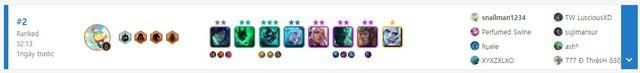 Đấu Trường Chân Lý: Kỳ thủ spam team Suy Vong lên Thách Đấu chia sẻ Draven là cái bẫy mà bạn nên né - Ảnh 3.