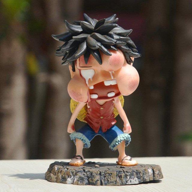 Mô hình Luffy bị đấm cháy hàng, các fan One Piece phải chăng rất thích main bị bón hành? - Ảnh 2.