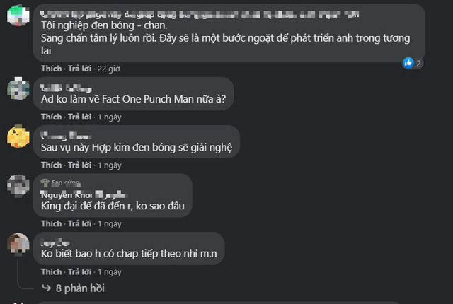 Các fan One Punch Man thất vọng với tinh thần chiến đấu của anh hùng Đen Bóng, bị Tinh Trùng Vàng sỉ nhục - Ảnh 3.