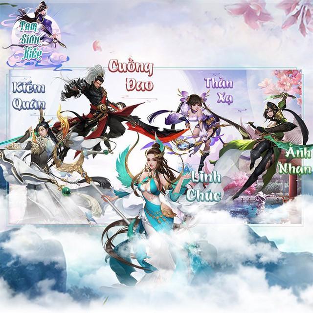 Tam Sinh Kiếp Mobile - Game tiên hiệp tình duyên ra mắt chính thức, tặng ngay hàng trăm code khủng - Ảnh 2.