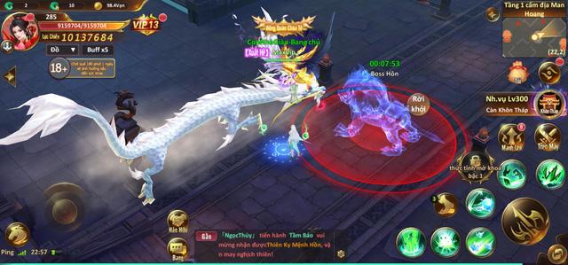Tam Sinh Kiếp Mobile - Game tiên hiệp tình duyên ra mắt chính thức, tặng ngay hàng trăm code khủng - Ảnh 5.