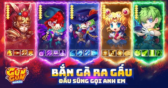 Từ game hạng B trở thành cú hit, Gun Gun Mobile chính là bông hoa nở giữa vách đá của làng game Việt - Ảnh 8.