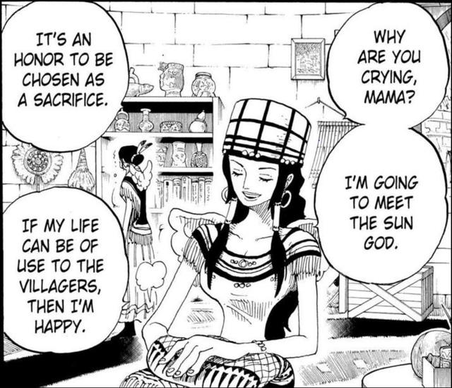 One Piece: Những dự báo gây kinh ngạc về Thần Mặt Trời Nika được Oda nhá hàng trong arc Skypiea - Ảnh 5.