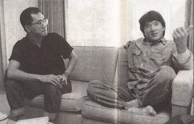 Những điều thú vị xoay quanh tình bạn giữa cha đẻ manga Dragon Ball và diễn viên Thành Long mà có thể bạn chưa biết - Ảnh 8.