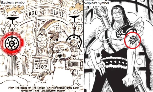 One Piece: Những dự báo gây kinh ngạc về Thần Mặt Trời Nika được Oda nhá hàng trong arc Skypiea - Ảnh 8.