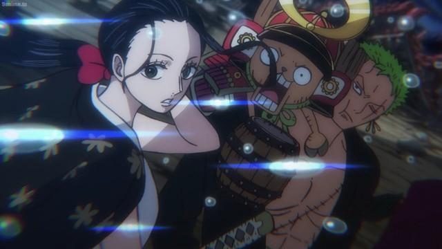 Lật mặt nhanh hơn cả người yêu cũ, các fan One Piece khen nức nở phiên bản anime khi tập 982 phát sóng - Ảnh 2.