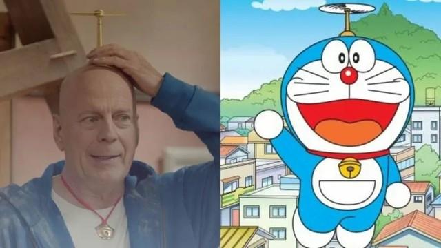 Chết cười với Doraemon phiên bản đời thật cục xúc, tay còn to hơn cả Chaien - Ảnh 2.