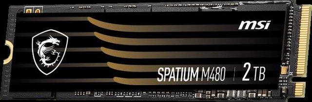 MSI ra mắt mẫu ổ cứng SSD mới với dòng sản phẩm SPATIUM - Ảnh 2.