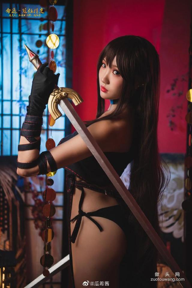 Ngắm Ngu mỹ nhân của Fate/Grand Order mà chỉ muốn chơi game ngay và luôn để rước được nàng - Ảnh 2.