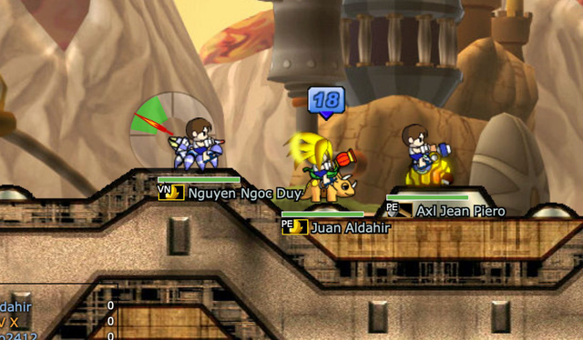 Võ Lâm Truyền Kỳ, Gunbound, MU Online và những tựa game được gắn mác khai quốc công thần của làng game Việt (p1) - Ảnh 3.