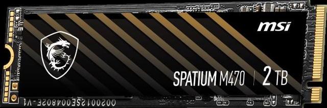 MSI ra mắt mẫu ổ cứng SSD mới với dòng sản phẩm SPATIUM - Ảnh 3.
