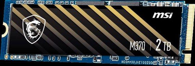 MSI ra mắt mẫu ổ cứng SSD mới với dòng sản phẩm SPATIUM - Ảnh 4.