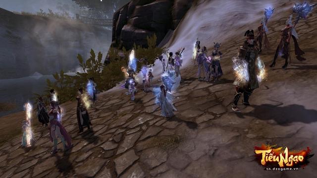 Đại Đào Sát – Nơi game thủ được PK, loot đồ và chạy bo trong Tiếu Ngạo Giang Hồ Online - Ảnh 3.