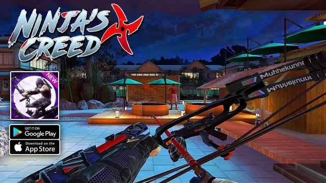 Đổi gió với thể loại bắn tỉa với tựa game độc đáo Ninja's Creed: 3D Sniper Shooting - Ảnh 1.