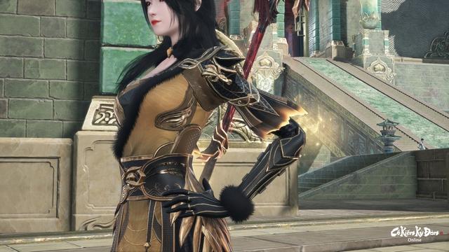 Cứ ngỡ Cổ Kiếm Kỳ Đàm Online là game thời trang vì có quá nhiều trang phục tuyệt đẹp - Ảnh 2.