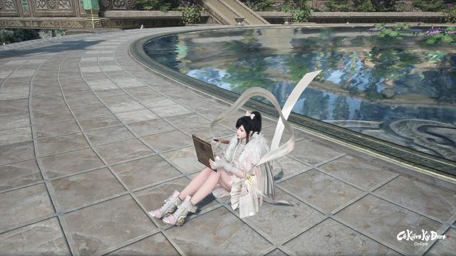 Cứ ngỡ Cổ Kiếm Kỳ Đàm Online là game thời trang vì có quá nhiều trang phục tuyệt đẹp - Ảnh 4.