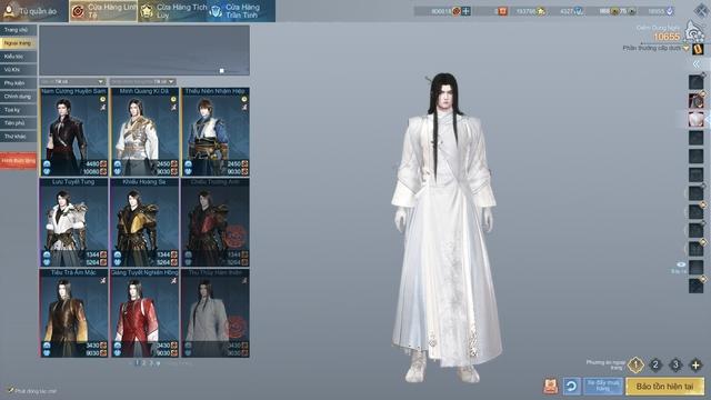 Cứ ngỡ Cổ Kiếm Kỳ Đàm Online là game thời trang vì có quá nhiều trang phục tuyệt đẹp - Ảnh 6.