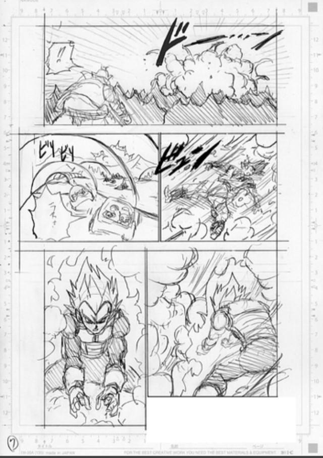 Spoil Dragon Ball Super chap 74: Vegeta quyết chiến Granola, cơ hội để hoàng tử Saiyan tỏa sáng đã đến? - Ảnh 5.