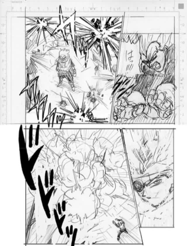 Spoil Dragon Ball Super chap 74: Vegeta quyết chiến Granola, cơ hội để hoàng tử Saiyan tỏa sáng đã đến? - Ảnh 7.