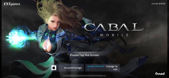 Trên tay nhanh Cabal Mobile: Nặng có mỗi… 7GB, giao diện khá phức tạp nhưng đồ họa thì đỉnh của chóp - Ảnh 1.