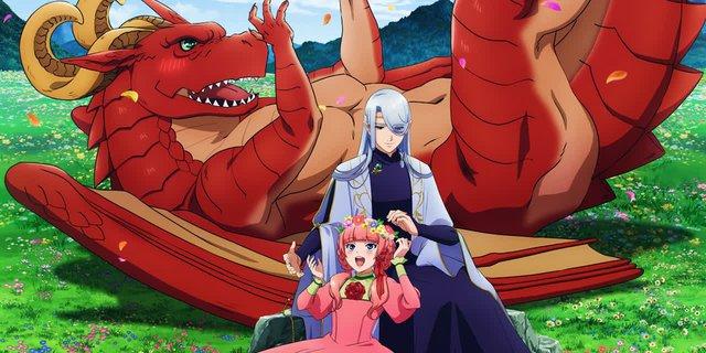 Top 5 Anime giả tưởng hấp dẫn nhất mùa xuân năm 2021, cuốn ngay từ những tập đầu tiên - Ảnh 5.
