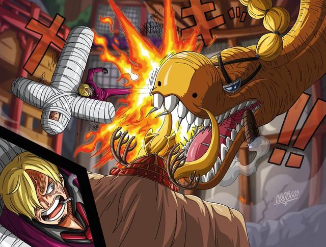 One Piece: Dấu hiệu mạnh mẽ cho thấy Sanji sở hữu Haki quan sát nâng cao có thể nhìn thấu tương lai - Ảnh 3.