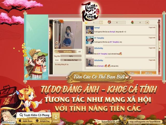 Tích hợp MXH, thậm chí là Tinder vào game: Xu hướng chung của TOP game thế giới dần bành trướng tại Việt Nam - Ảnh 6.