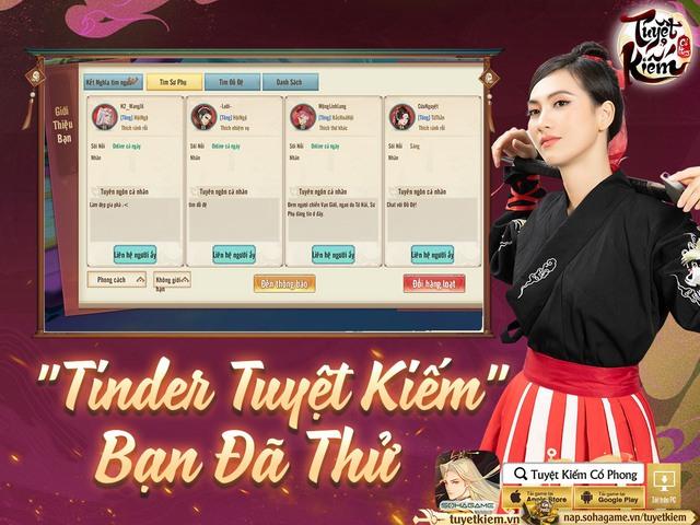 Tích hợp MXH, thậm chí là Tinder vào game: Xu hướng chung của TOP game thế giới dần bành trướng tại Việt Nam - Ảnh 13.