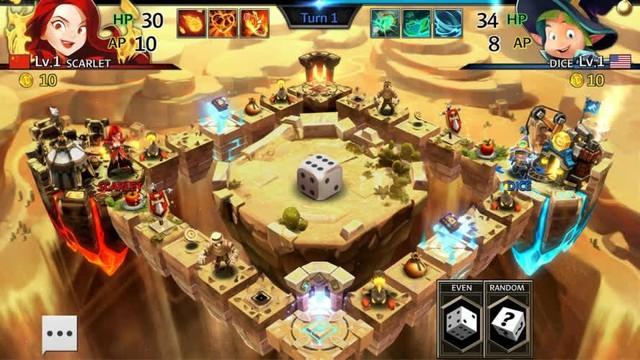 Nâng cấp cờ tỷ phú lên một phiên bản mới, liệu Dicast: Rules of Chaos có gây được ấn tượng mạnh mẽ? - Ảnh 3.