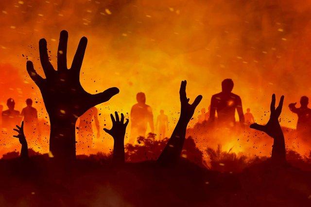 Địa ngục Tartarus trong thần thoại Hy Lạp nằm ở đâu? - Ảnh 1.