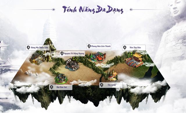 Tiếu Ngạo Giang Hồ chơi lớn, ra mắt phiên bản sắp bắt kịp lộ trình quốc tế với nhiều tính năng mới lạ, hấp dẫn - Ảnh 5.