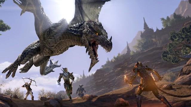 10 tựa game cho phép bạn chiến đấu với rồng khổng lồ (phần 1) - Ảnh 1.