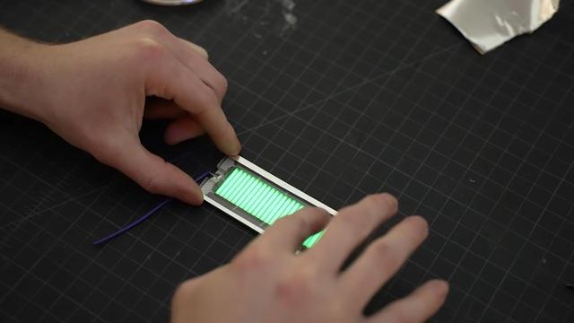 YouTuber chế pin hạt nhân, dùng năng lượng của Tritium để chơi điện tử - Ảnh 4.