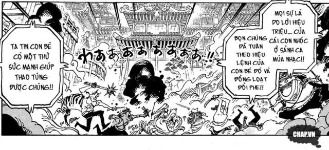 Soi những chi tiết thú vị trong One Piece chap 1018: Tổng quan quân lực của hai phe trên đảo Oni qua cái nhìn của CP0 - Ảnh 2.