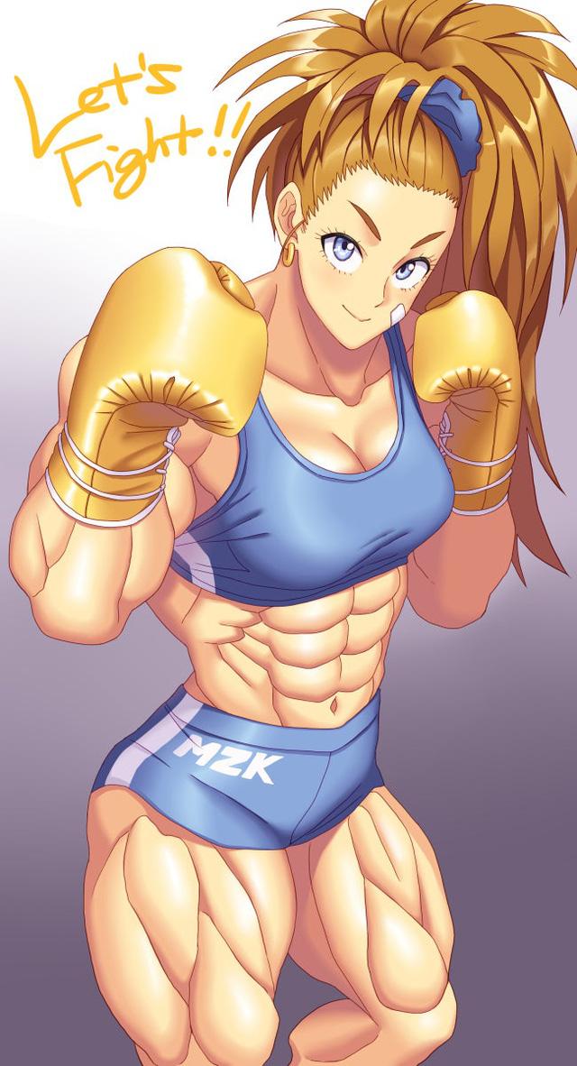 Đổi gió ngắm mỹ nữ cơ bắp trong One Punch Man, mặt xinh dáng chuẩn nhưng không hề liễu yếu đào tơ - Ảnh 11.