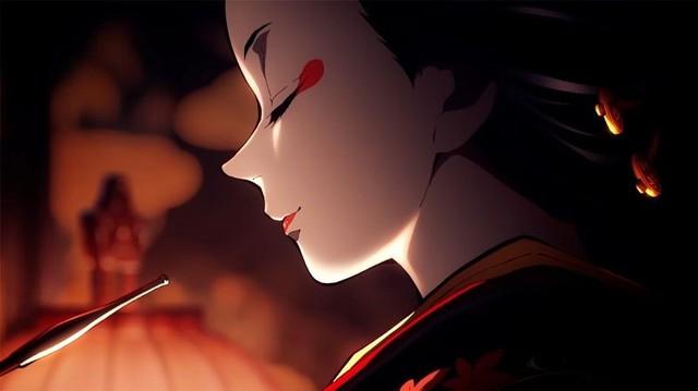 Kimetsu no Yaiba: 8 thông tin thú vị về nữ quỷ Thượng huyền lục, phản diện chính của arc Phố Đèn Đỏ - Ảnh 3.