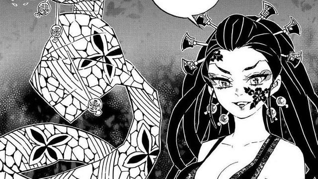 Kimetsu no Yaiba: 8 thông tin thú vị về nữ quỷ Thượng huyền lục, phản diện chính của arc Phố Đèn Đỏ - Ảnh 4.