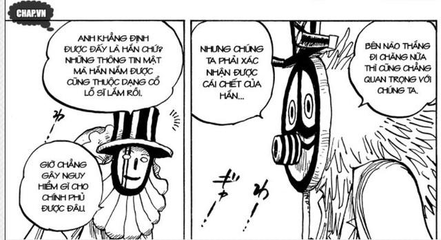 Soi những chi tiết thú vị trong One Piece chap 1018: Tổng quan quân lực của hai phe trên đảo Oni qua cái nhìn của CP0 - Ảnh 6.