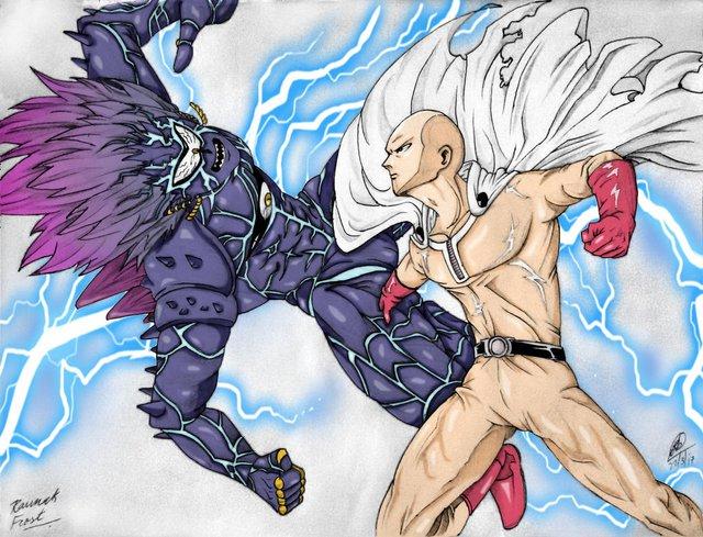 Cú đấm nghiêm túc của Saitama có phải là thước đo để đánh giá sức mạnh của lũ quái vật trong One Punch Man hay không? - Ảnh 2.
