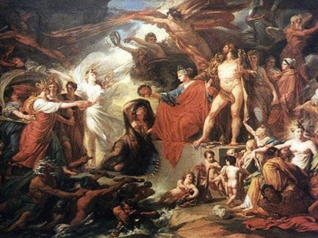 Địa ngục Tartarus trong thần thoại Hy Lạp nằm ở đâu? - Ảnh 3.