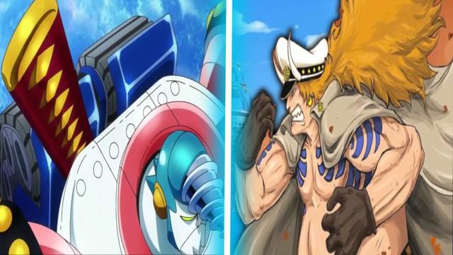 Cộng đồng bất ngờ với hình ảnh bảo bối chong chóng tre xuất hiện trong One Piece chap 1019 - Ảnh 2.
