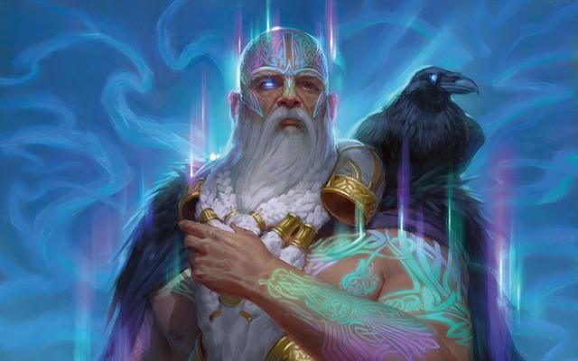 Odin: Những điều chưa kể về vị thần hùng mạnh nhất trong Thần thoại Bắc Âu - Ảnh 4.