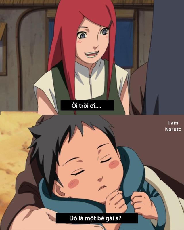 Mặc dù là cô gái mạnh mẽ, không bao giờ biết sợ nhưng mẹ Naruto lại sợ một thứ duy nhất này - Ảnh 1.