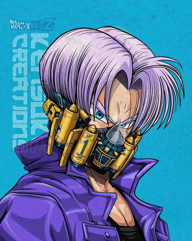 Mê mẩn những chiếc mặt nạ máy móc của dàn nhân vật anime, cảm giác vừa ngầu vừa an toàn - Ảnh 4.