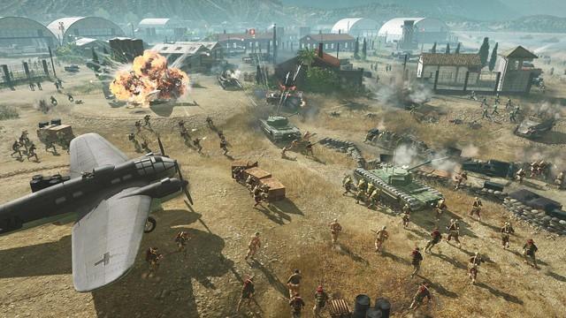 Company of Heroes 3 chính thức ra mắt, game thủ có thể chơi demo ngay bây giờ - Ảnh 3.