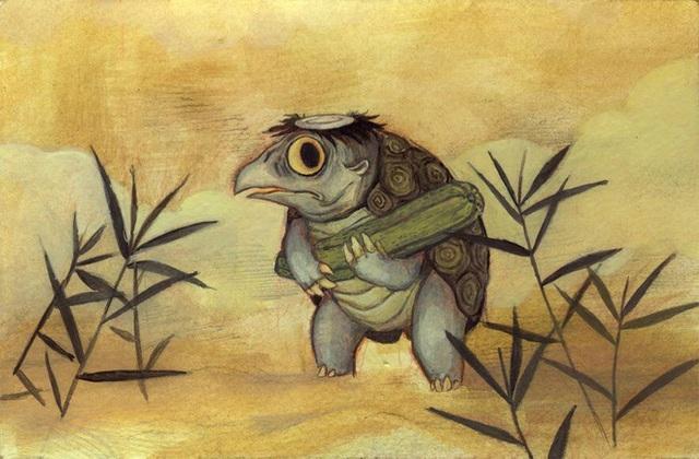 Những điều chưa biết về Kappa, loài thủy quái kỳ quặc trong truyền thuyết Nhật Bản - Ảnh 4.