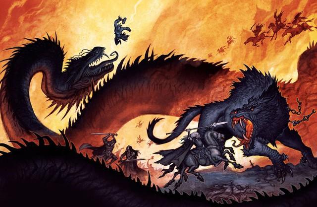 Odin: Những điều chưa kể về vị thần hùng mạnh nhất trong Thần thoại Bắc Âu - Ảnh 7.
