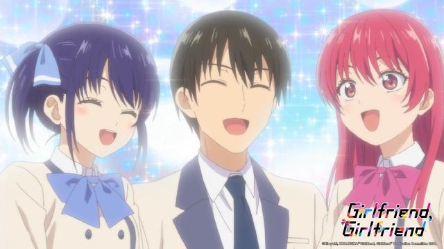 Sau Thám Tử Đã Chết các fan anime thích thú với dàn harem trong Có Bạn Gái Lại Thêm Bạn Gái, bắt cá 2 tay có khi lại hay - Ảnh 3.